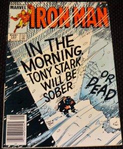 Iron Man #182 (1984)