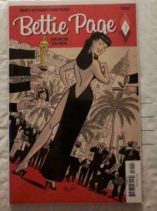 BETTIE PAGE #7 B, VF/NM, Chantler, 2017 2018, Betty, more in store
