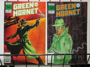 GREEN HORNET (1989 NOW) 8-9  ON THE PAD 2-PART STORY