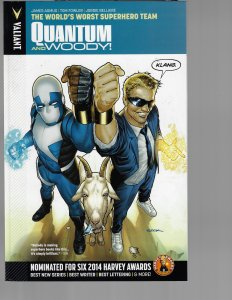 Quantum and Woody TPB Vol. 1