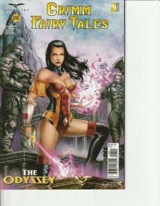 Vault 35 Grimm Fairy Tales Vol 2 #26 Cover A NM 2019 Zenescope