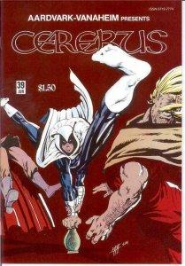 CEREBUS 39 VF-NM   1982 COMICS BOOK