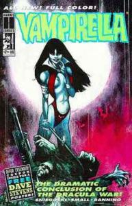 VAMPIRELLA (1992) 4  The DRACULA WAR finale