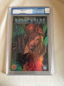 Dreams of the Darkchylde #2 CGC 9.8 dynamic forces Holofoil variant