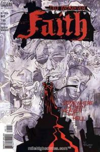 Faith (1999 series) #1, VF+ (Stock photo)