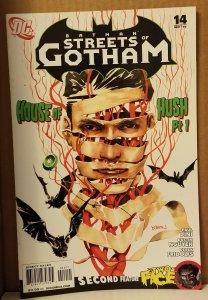 Batman: Streets of Gotham #14 (2010)