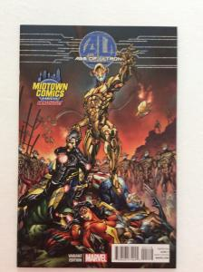 Age Of Ultron #1 Midtown Exclusive Variant