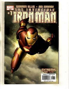 11 Comics Iron Man 1 2 3 Man X-Factor 140 Gen X 30 56 61 1 Excalibur 94 108 J339