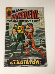 Daredevil 18 Fn Fine 6.0 Marvel Silver Age