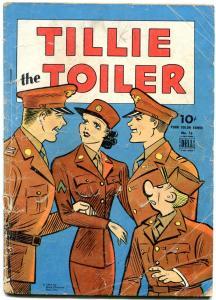 Tillie the Toiler - Four Color Comics #55 1944- Dell Golden Age G