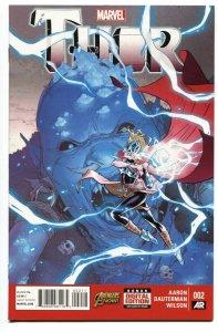 THOR #2 2015 Marvel Female Thor - comic book