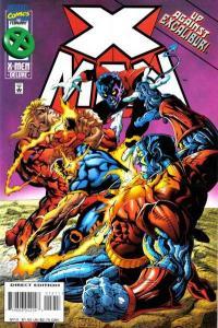 X-Man #12, NM + (Stock photo)