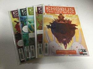 Exodus The Life After 1 2 3 6 9 Nm Near Mint Oni Press Comics