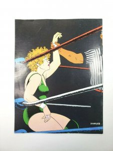 LOVE and ROCKETS No. 27 Fantagraphics 1st Printing 1988 Adult Comic Magazine