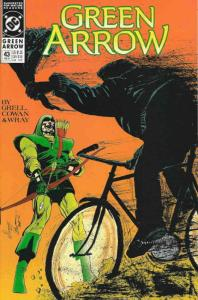 Green Arrow #43 VF/NM; DC | save on shipping - details inside