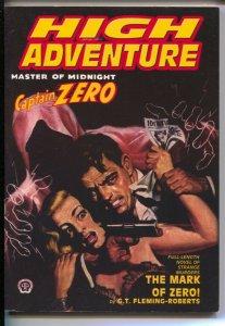 High Adventure #87-2006-reprints Captain Zero pulp from 1/1950-Mark Of Zero-V...