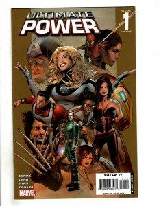 12 Marvel Comics Ultimate Power # 1 2 3 4 5 6 7 8 9 Thanos Rising # 1 2 3 J503