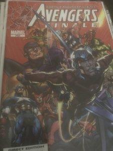 Avengers Finale #1 (2005) Mint Hot