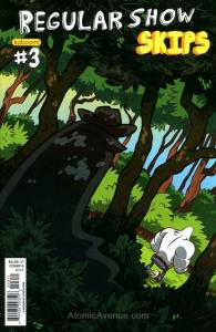 Regular Show: Skips #3A VF/NM; Boom!   save on shipping - details inside