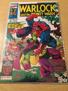Warlock and the Infinity Watch #17