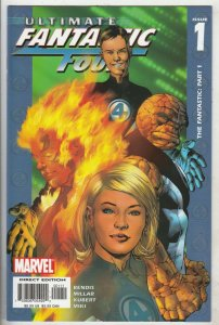 Fantastic Four, Ultimate #1 (Feb-04) NM/MT Super-High-Grade Fantastic Four, M...