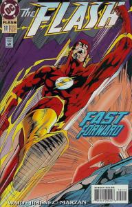 Flash (2nd Series) #101 VF/NM; DC | save on shipping - details inside