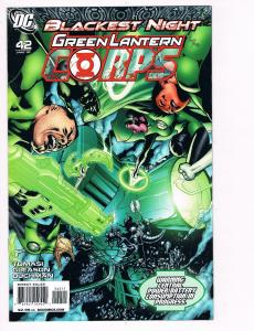 Green Lantern Corps # 42 DC Comic Books Awesome Issue Modern Age WOW!!!!!!!! S24