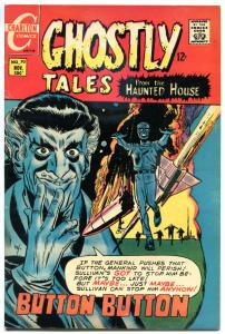 GHOSTLY TALES #70, FN+, Steve Ditko, Horror, 1966 1968, more Charlton in store