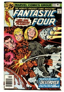 FANTASTIC FOUR #172 Marvel 1976 comic book VF/NM