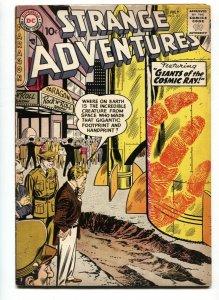 Strange Adventures #82 1957- SCI-FI- DC Silver Age  FN