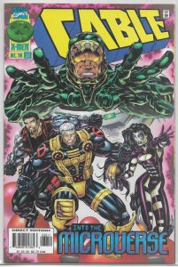 Cable   vol. 1   # 38 VF/NM