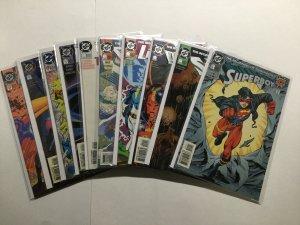 Dc Comics Zero Hour 0 41 Issue Lot Run Set Very Fine-Near Mint 8.0-9.4 Dc Comics