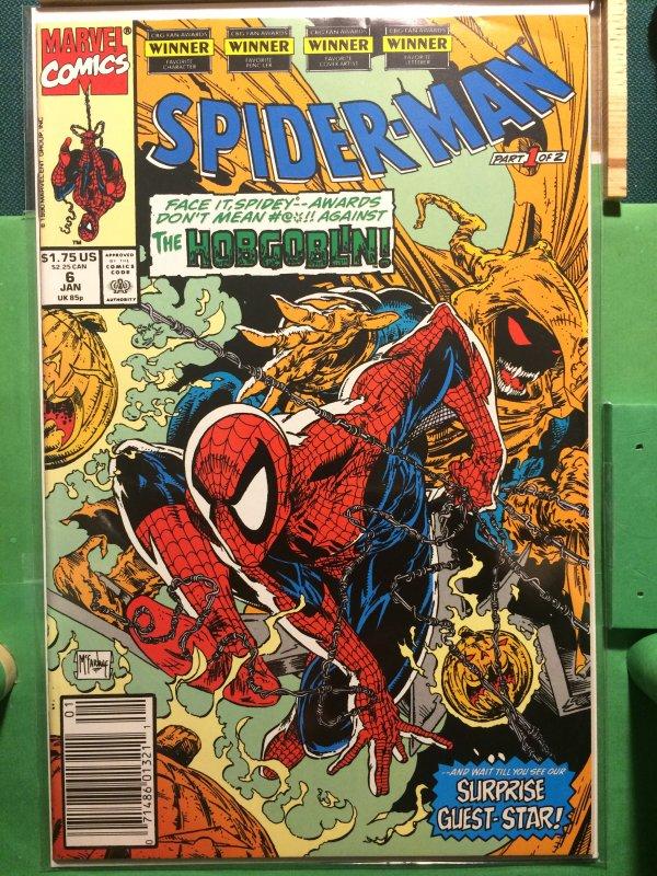 Spider-Man #6 Hobgoblin!