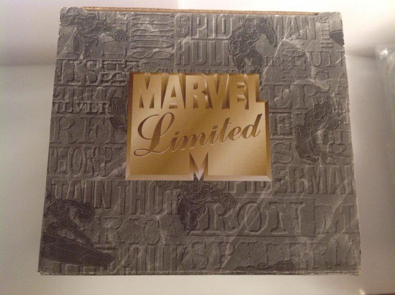 Marvel Bowen Designs Black Panther mini-bust MIB #2324/4000 Modern version 1999
