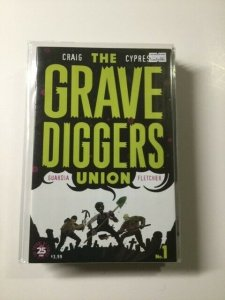 The Gravediggers Union #6 (2018) HPA