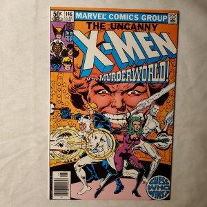 Uncanny X-Men 146 Very Fine/Near Mint Art by Joe Rubinstein