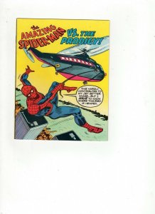 Amazing Spider-Man vs The Prodigy VF/NM 9.0 Cream to Off White Pages