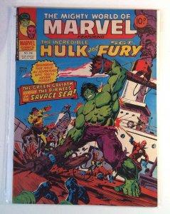 Mighty World of Marvel #290 (1978) Magazine Size Marvel UK 7.0 FN/VF Comic Book