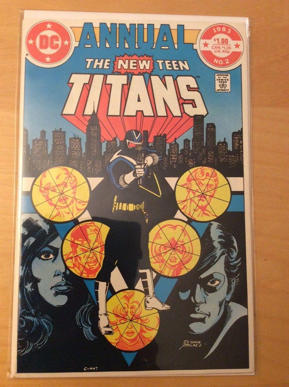 Titans #2 FN 2008 Stock Image