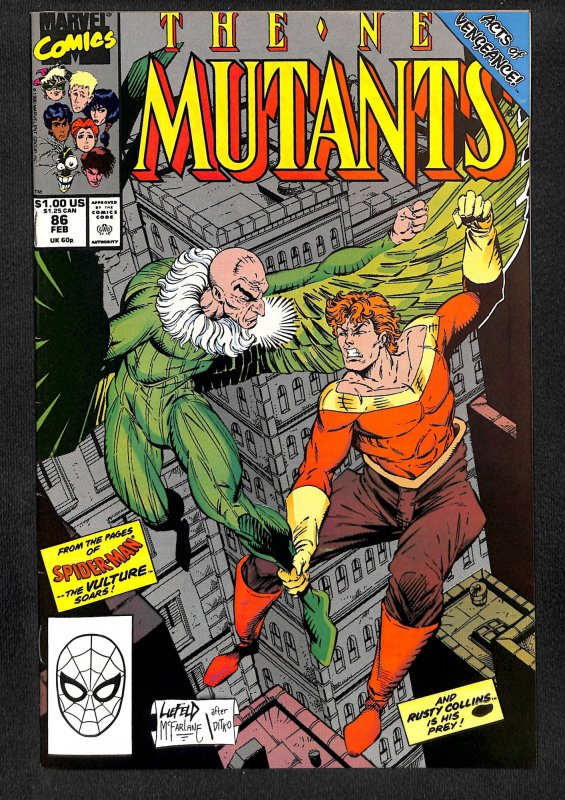 The New Mutants #86 (1990)
