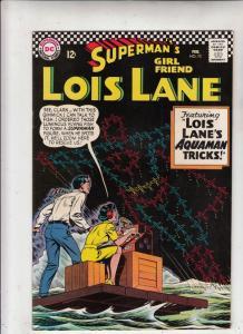 Superman's Girlfriend Lois Lane #72 (Feb-67) NM- High-Grade Superman, Lois Lane