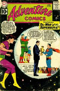 Adventure Comics (1938 series) #287, Good+ (Stock photo)