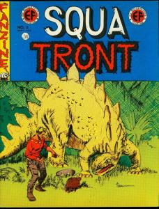 Squa Tront #2 1968- 2nd edition- Al Williamson- Frazetta- EC Fanzine VF/M