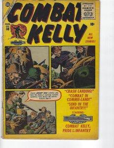 Combat Kelly 38
