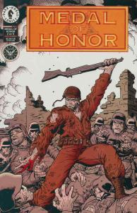 Medal of Honor #2 VF/NM; Dark Horse   save on shipping - details inside