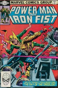 Marvel POWER MAN AND IRON FIST (1978 Series) #79 VF