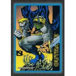 1993 Skybox Ultraverse: Series 1 OUTRAGE #22