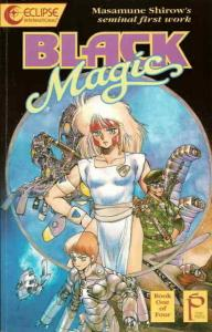 Black Magic (Eclipse) #1 VF; Eclipse | save on shipping - details inside