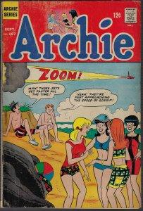 Archie #167 (Archie, 1966) VG