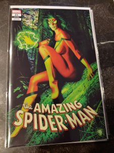 AMAZING SPIDER-MAN #21 COMICXPOSURE MIKE MAYHEW EXCLUSIVE